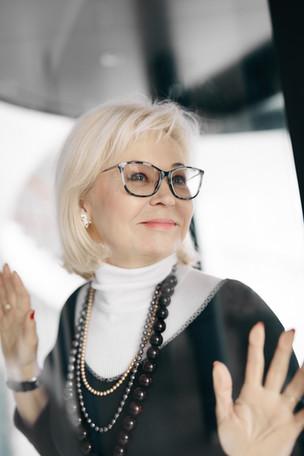Виктория Колитенко: «В шестьдесят три руковожу компанией, танцую и хожу по подиуму