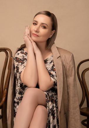 Оксана Сафонова: Я за журавля в небе!