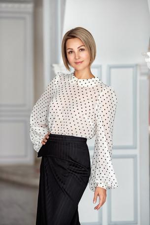 Юлия Оконская: «Весеннее обновление»