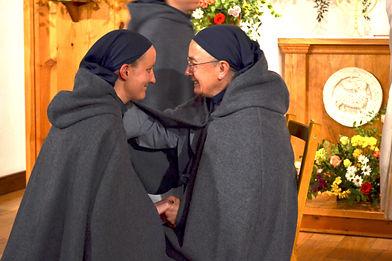 Sister amaya with sister ordination.jpg