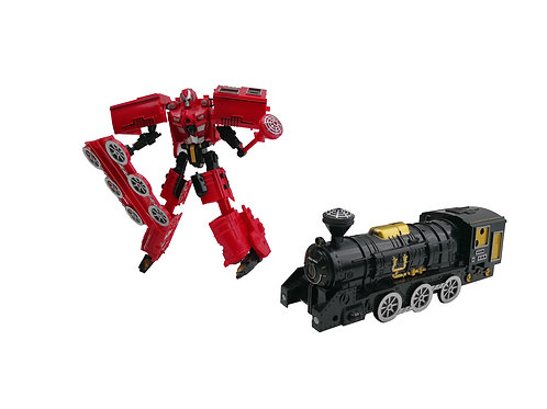 Train Robots:  King of the Railways