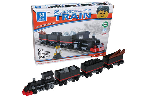 330+ pc Train Block Sets
