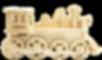 3T Rail Wholesale Train Trolley Museum Giftshop DIY Locomotive