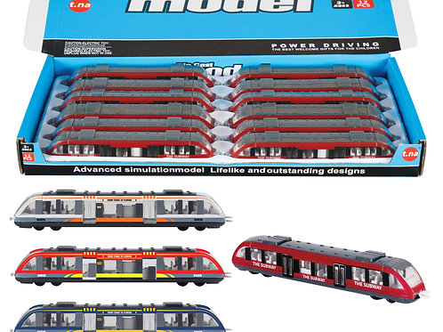 High Speed Train (Diecast)