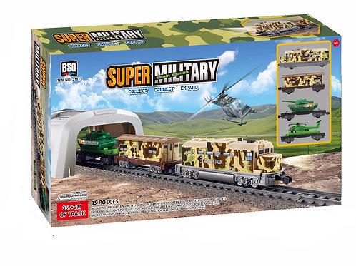 Power Train World Super Military