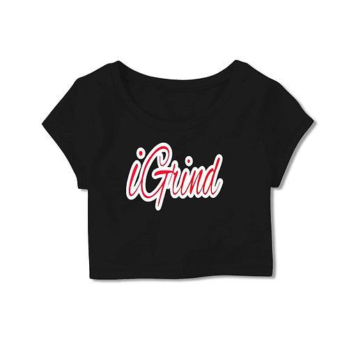 iGrind Crop Shirt