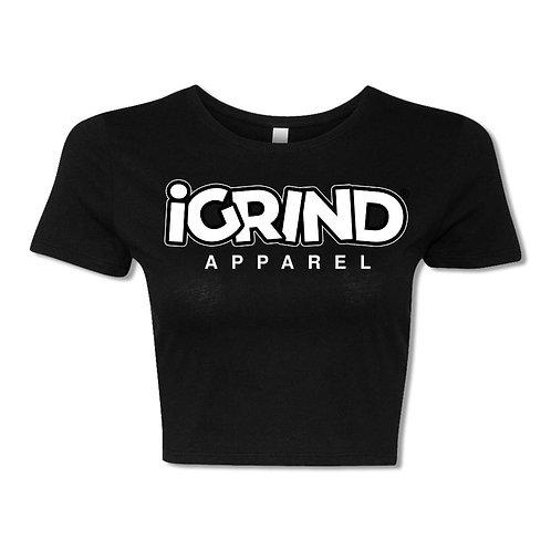 "iGrind ""Varsity"" Crop Top"