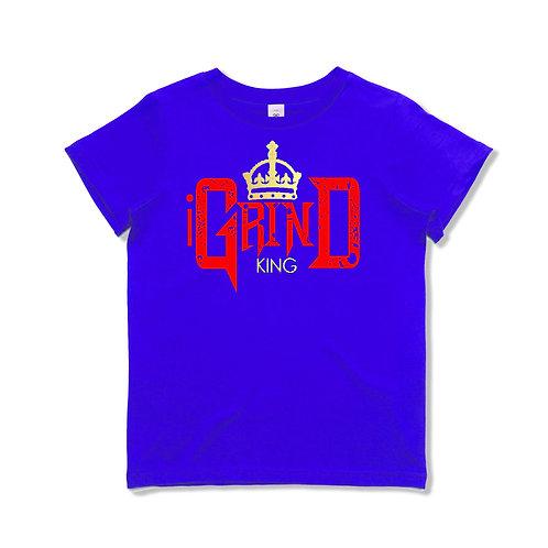 """iGrind """"King"""" T-shirt"""