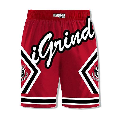 "iGrind ""Crown"" Basketball Shorts"