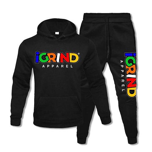 """iGrind """"Multicolored"""" Big Leg Design"""
