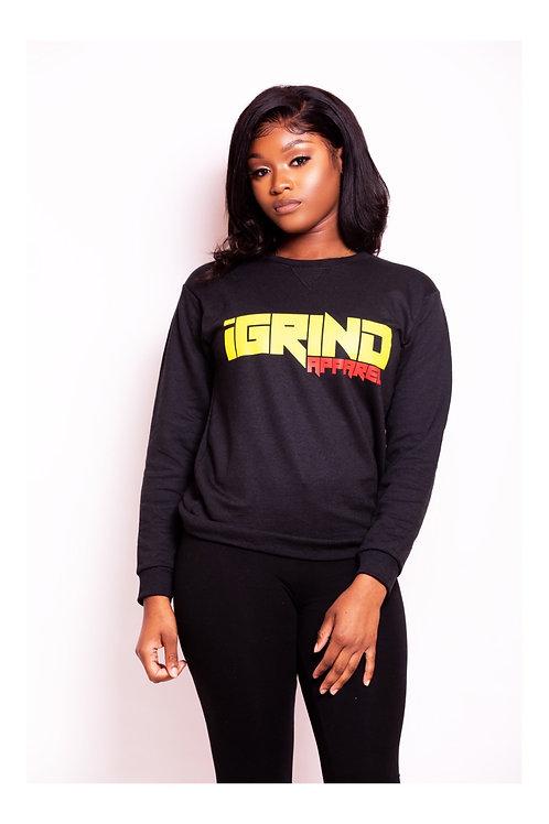"iGrind ""Vg"" Crew Sweater"