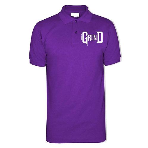 iGrind Polo Shirts