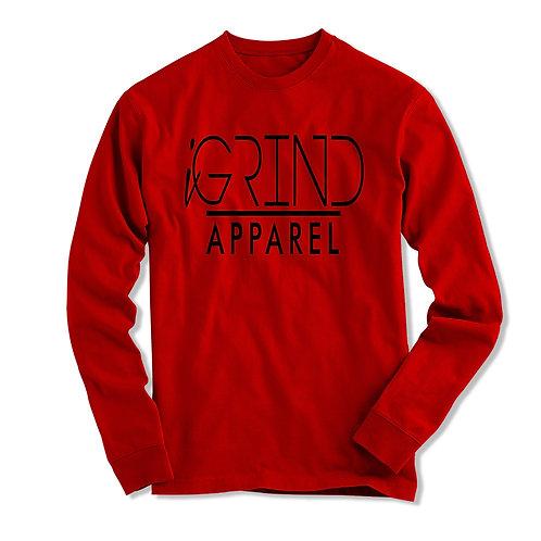 """iGrind """"SP"""" Long Sleeve T-shirt (UNISEX)"""