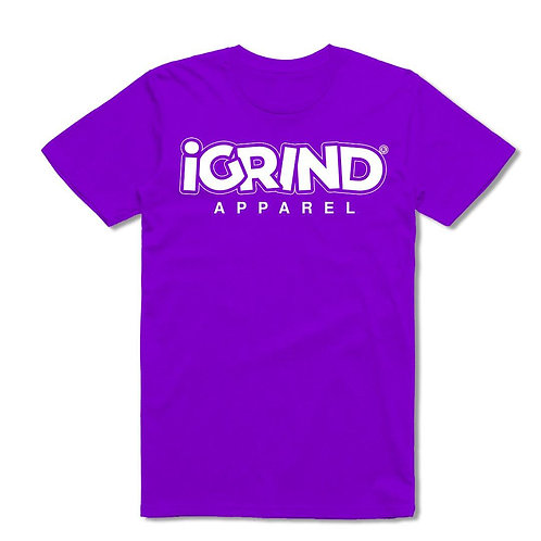 "iGrind ""Grape"" T-shirt"