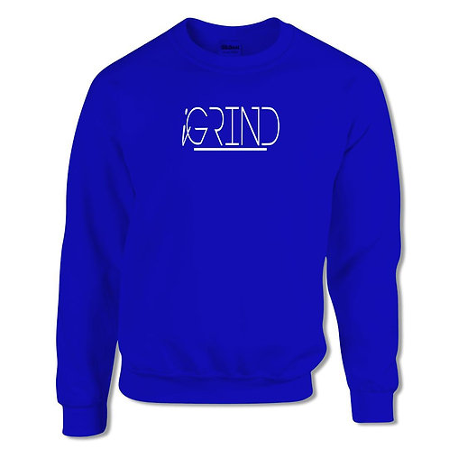 """iGrind """"Simple"""" Crew Sweater"""