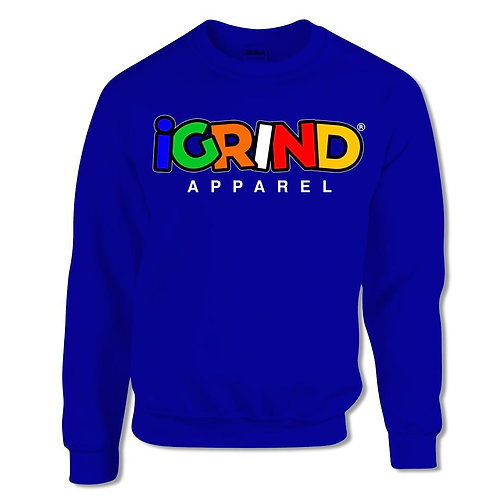 """iGrind """"Multicolored"""" CS Collection"""