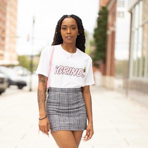 "iGrind ""Designer"" Unisex T-shirt"