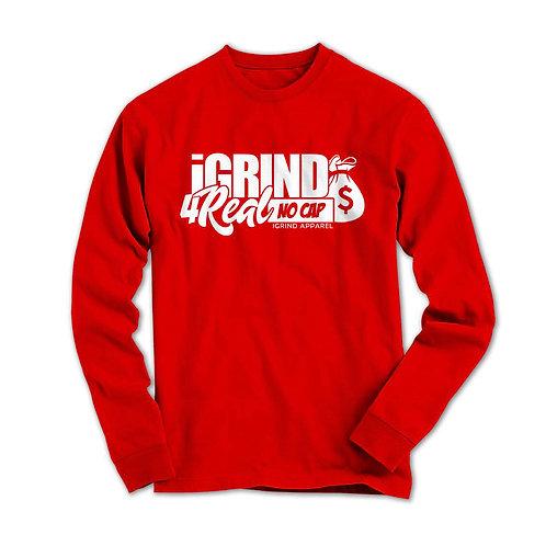 "iGrind ""4RNC"" Youth Long Sleeve"