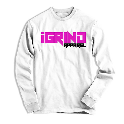 "iGrind ""Vg"" Long Sleeve Unisex T-shirt"