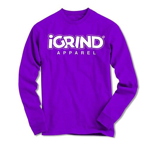 "iGrind ""Grape"" Long Sleeve"