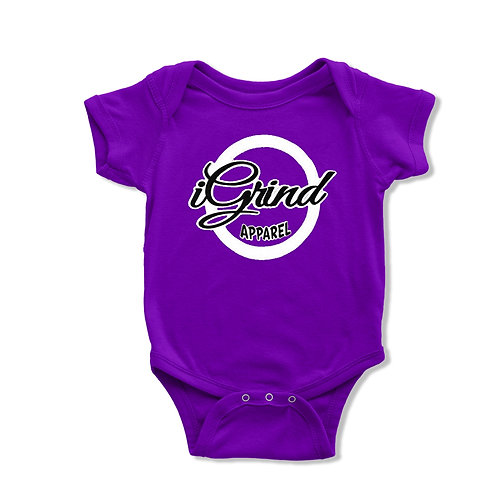 "iGrind Infant ""Rg"" Onesie"
