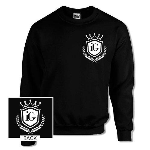 "iGrind ""Crown"" Crew Sweater"