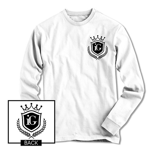 """iGrind """"Crown"""" Collection White LS"""