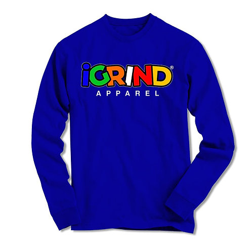 """iGrind """"Multicolored"""" LS Collection"""