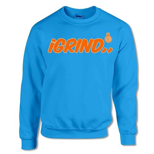 """iGrind """"Designer"""" Crew Sweater"""
