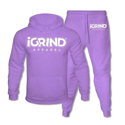 """iGrind """"Lilac"""" Jogger Set (Unisex)"""