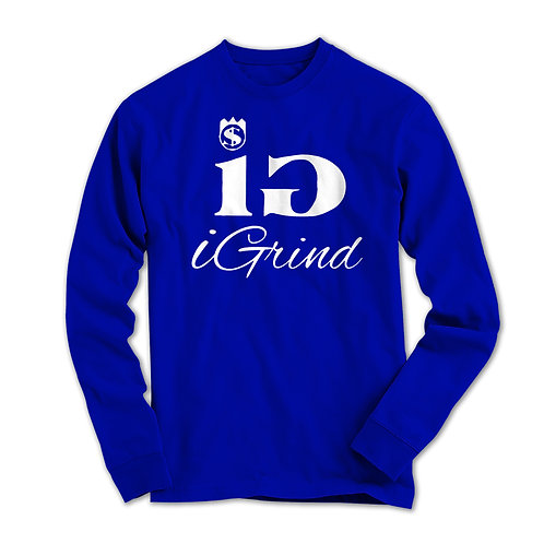 iGrind Youth Classic Long Sleeves