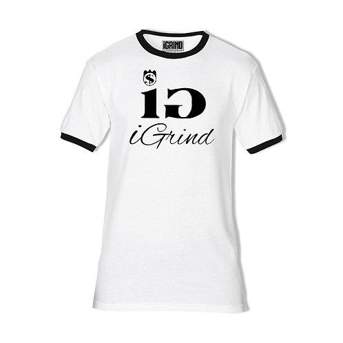 "iGrind Ringer ""Classic"" T-shirt"