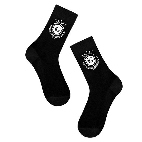 "iGrind ""Crown"" Socks"