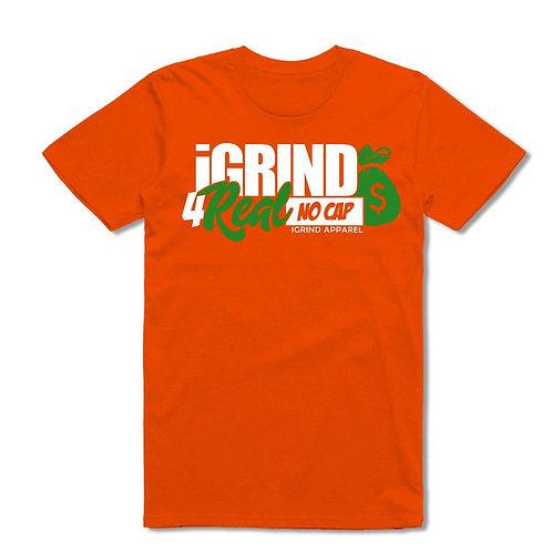 iGrind No Cap T-shirt