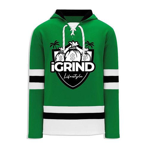 """iGrind """"Lifestyle"""" Hockey Jersey"""