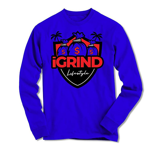 "iGrind ""Lifestyle"" Long Sleeve"