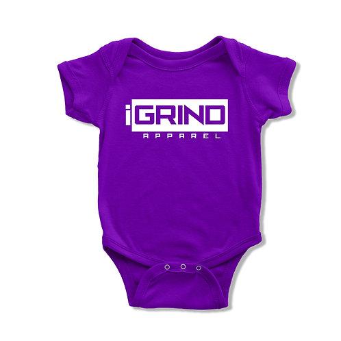 """iGrind Toddler """"Bx"""" Onesie"""