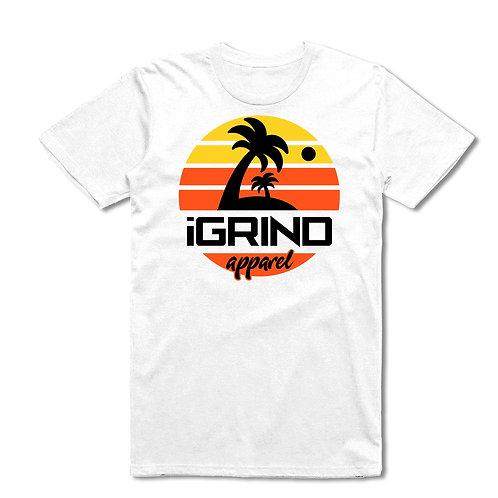 """iGrind """"Vacay"""" T-shirt (Unisex)"""
