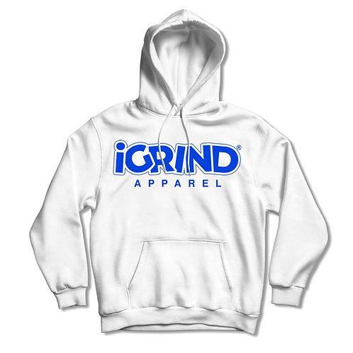 """iGrind """"Royal Blue"""" Hoodie"""