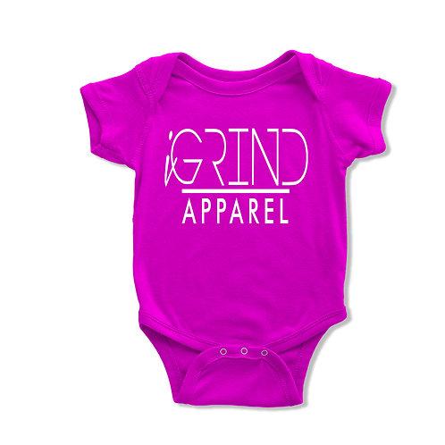 """iGrind Infant """"Simple"""" Onesie"""