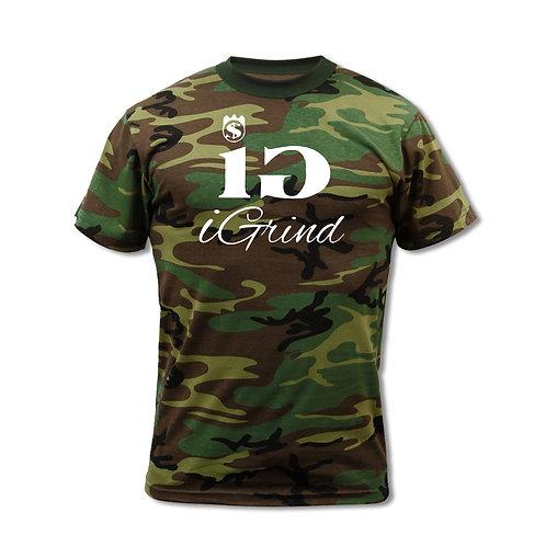 "iGrind ""Classic"" Camouflage T-shirt"