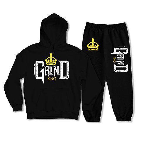 """iGrind """"King"""" Hoodie Sweatsuit"""
