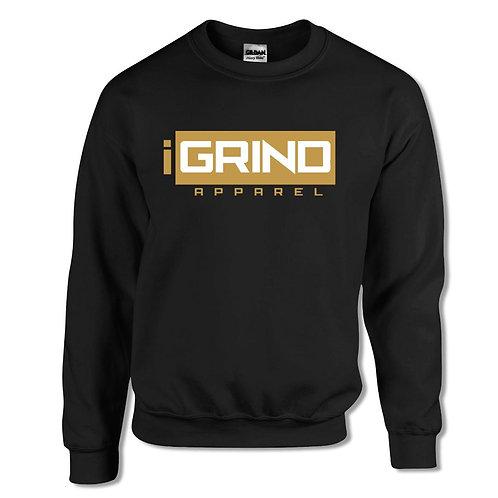 "iGrind ""Bx"" Crew Sweater"