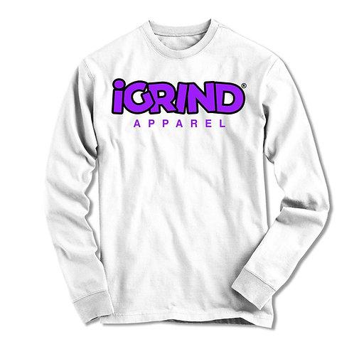 """iGrind """"White Grape"""" LS T-shirt"""