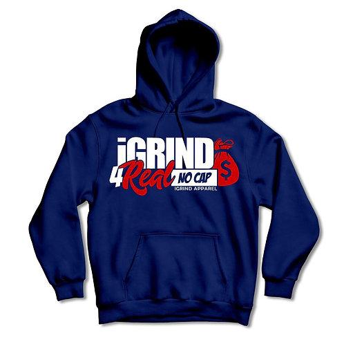 iGrind 4 Real No Cap Hoodie