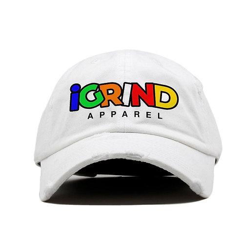 "iGrind ""Multicolored"" Dad Hat"