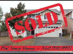 SOLD: 14834 89th Ave SE, Yelm