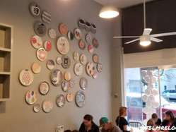 The Painted Plate in Olympia