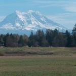 Mount Rainier Joint Base Lewis McChord Area
