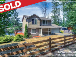 SOLD | 31512 61 st, Roy, WA